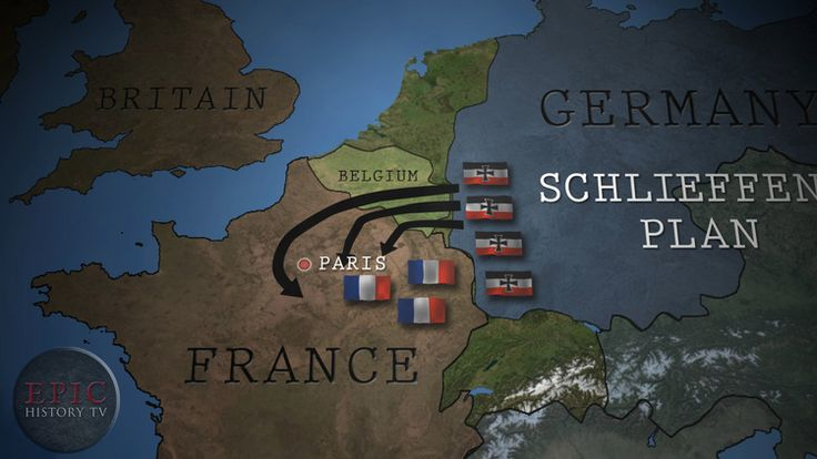 history germany plan France to the west, russia to the east germany had a strategic plan in case of war in the early 20th century a short introductory guide to the schlieffen plan, its significance to the german war effort, and why it failed.