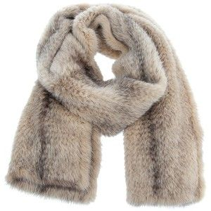 LISKA Mink fur scarf