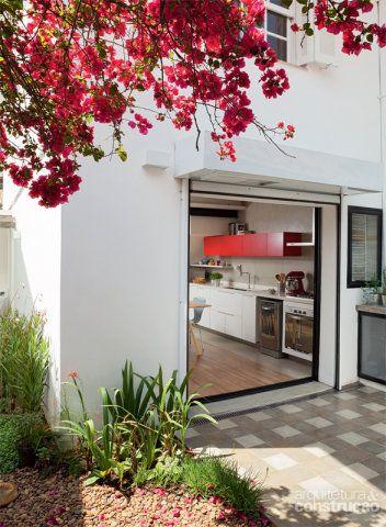 12 Best Casas Conceito   Sobrado Anos 40   São Paulo Images On Pinterest    Backyard, Small Houses And Architecture