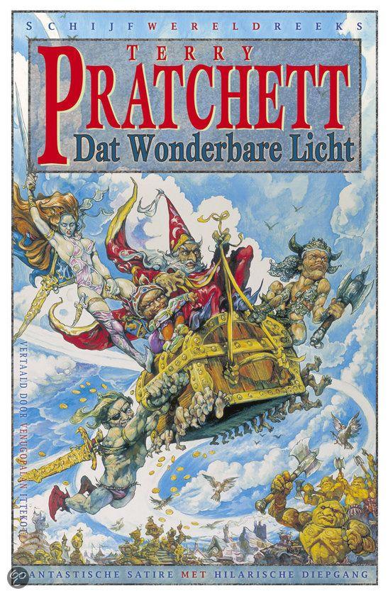 bol.com | Dat wonderbare licht, Terry Pratchett | 9789022551141 | Boeken