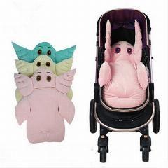 [ 36% OFF ] Stroller Mat For Kids Cart Cotton,dining Chair Mattress Mat,baby Infant Stroller Seat Pushchair Cushion,pink,green