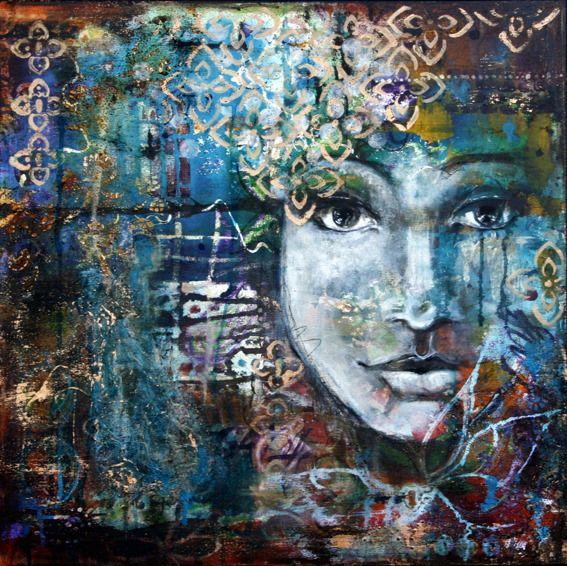 blog   Mixed Media Art by Jenny Grant
