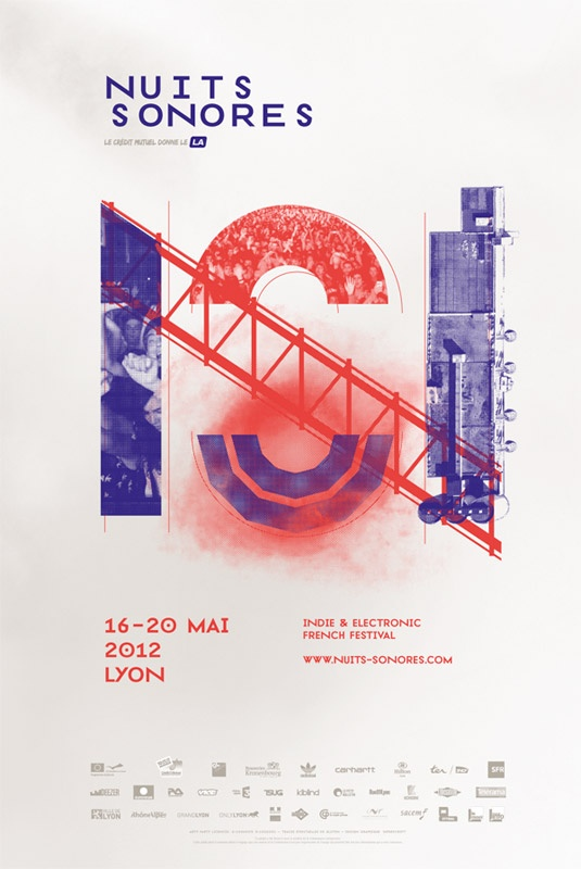 NUITS SONORES : LYON : INDIE & ELECTRONIC FRENCH FESTIVAL…