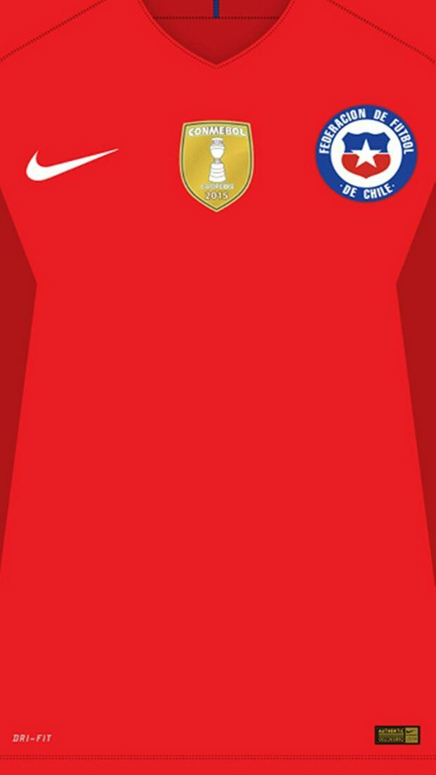 Chile 16-17 kit home
