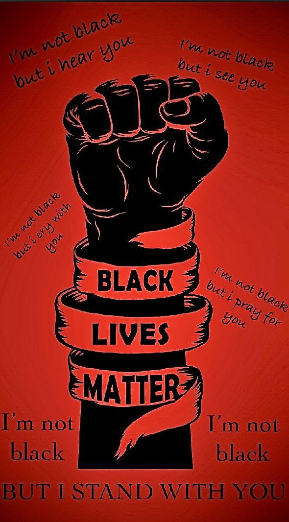 Blm Background Black Lives Black Lives Matter Lives Matter