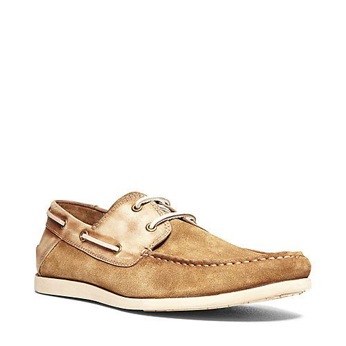LOVE THESE QNSBORO BLUE men's casual moc slip on - Steve Madden