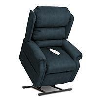 Harper 3-Position Power Recline & Lift Chair, Ocean