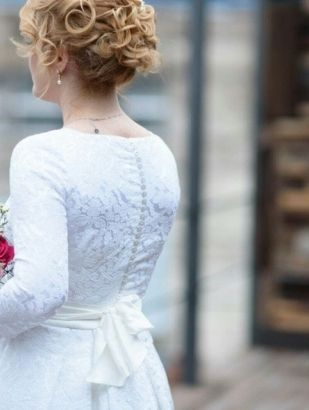 Зимняя невеста / Фотофорум / Burdastyle