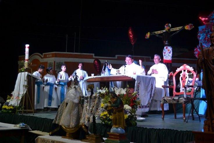 "Festividades en Honor a ""Jesús Divina Misericordia"": Holca Yucatán"