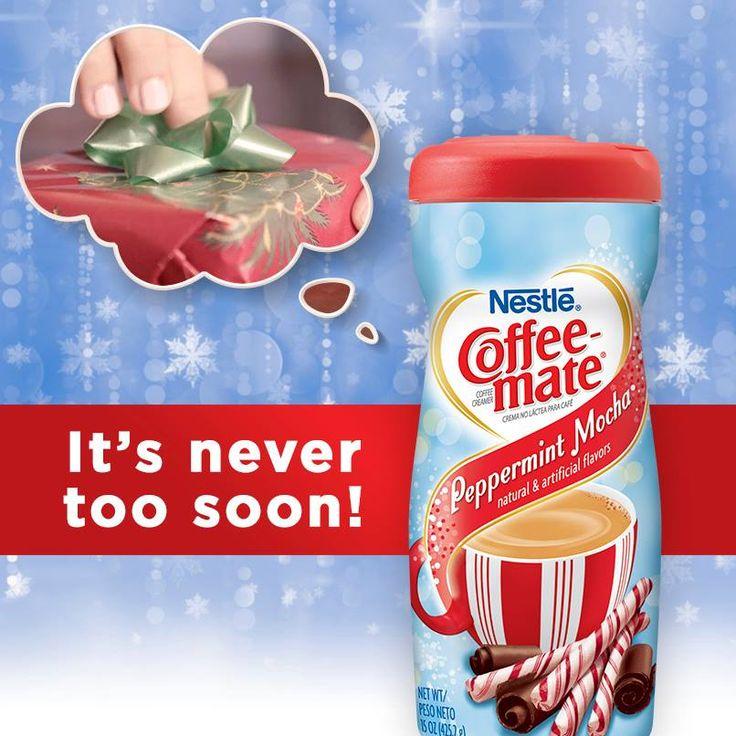 Coffeemate peppermint mocha peppermint mocha
