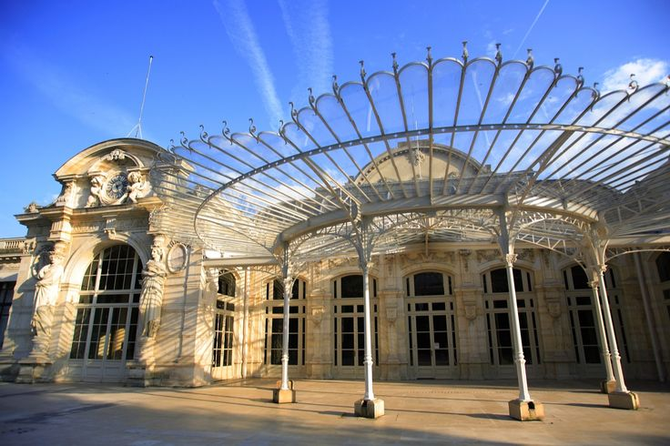 Opéra de Vichy, Art Nouveau, (France) Build 1903 #artnouveaudotclub
