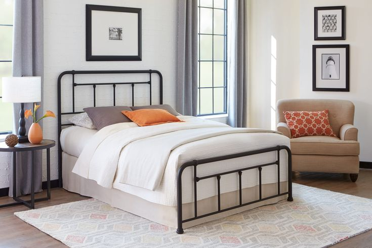 Best The Gorgeous Baldwin Bed From Fbg Fashion Bed Group 640 x 480
