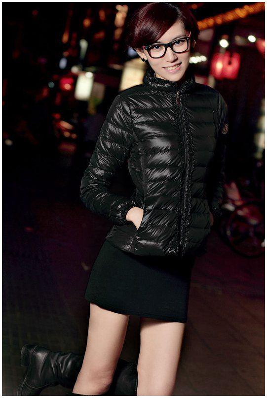 Moncler jacken preise - Moncler Lace Damen Fashion Jacken Schwarz Mode