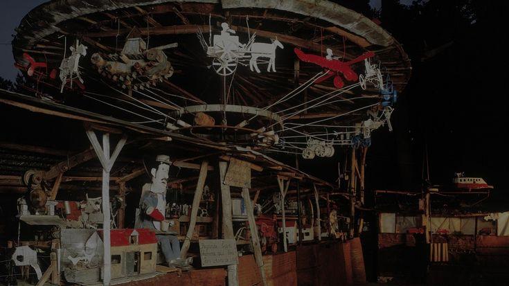 La fabuloserie art brut mus e mus e art brut turbulents for Jardin ouvrier 78