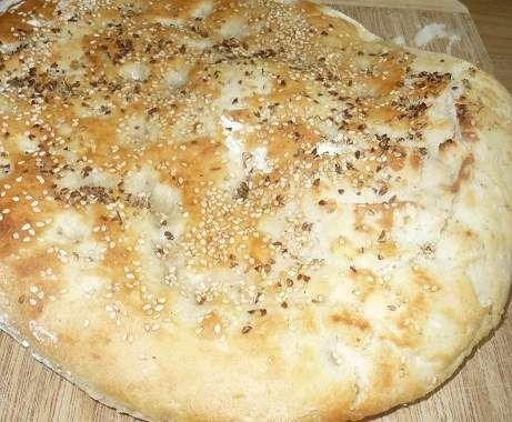 Rezept schnelles softes Fladenbrot - Rezept von Slava von Jagga - Rezept der Kategorie Brot & Brötchen