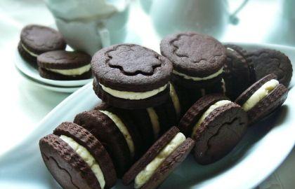 Oreo keksz házilag #forD