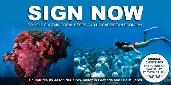 Artifical reef sculptures instead of captive dolphin pens in US Virgin Islands! http://www.thepetitionsite.com/es-es/916/153/112/artifical-reef-sculptures-instead-of-captive-dolphin-pens-in-us-virgin-islands/