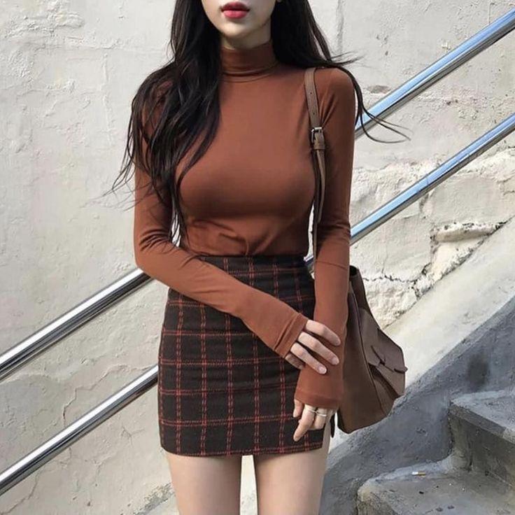 Stylish ideas on korean fashion outfits 682 #koreanfashionoutfits