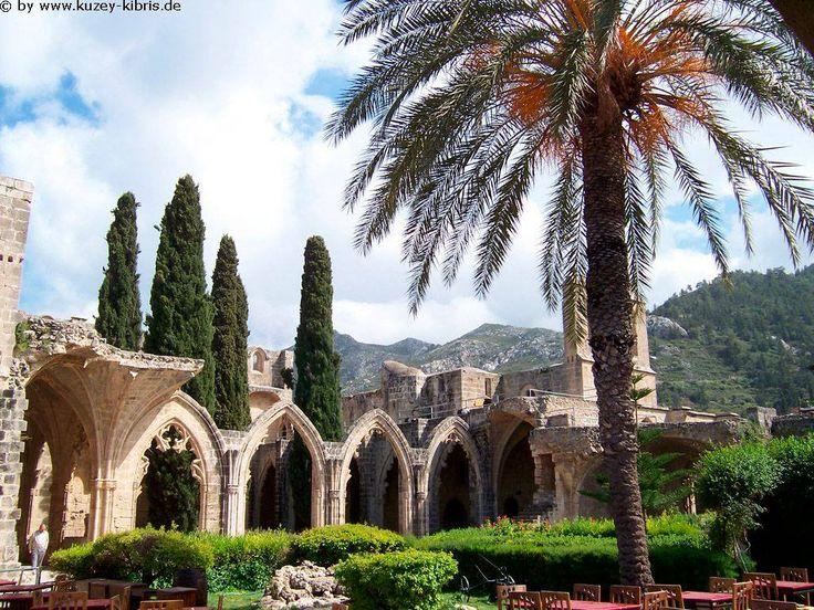 bellapais monastery by Anna Marangou