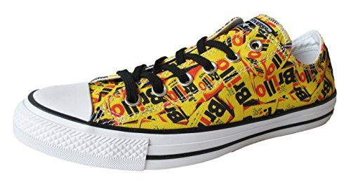 a84fd0eef3e7 Converse Chuck Taylor All Star Andy Warhol Brillo Low Top