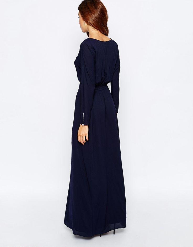 warehouse glamour maxi dress at asos com kleider lange