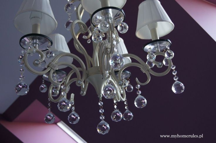 #bathroom #chandelier