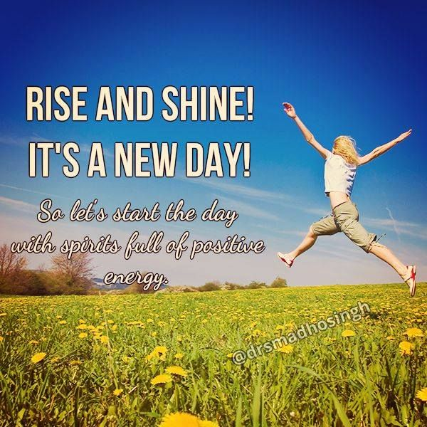 Good Morning Rise And Shine In German : Good morning rise and shine it s a new day so let