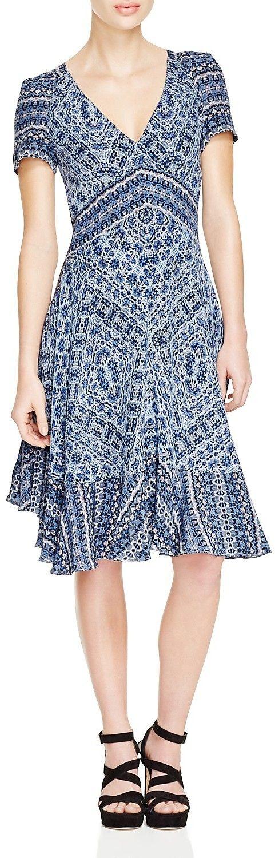 Rebecca Taylor Marrakech Paisley Dress   Bloomingdale's