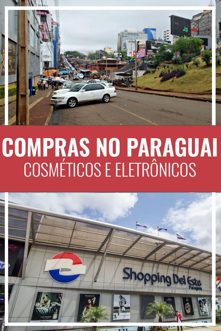 Compras no Paraguai, Ciudad del Este, macbook, cosméticos, maquiagem, Foz do Iguaçu, Cataratas do Iguaçu