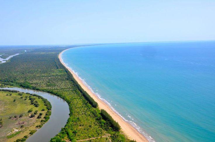 Playa Azul Tuxpan, Veracruz