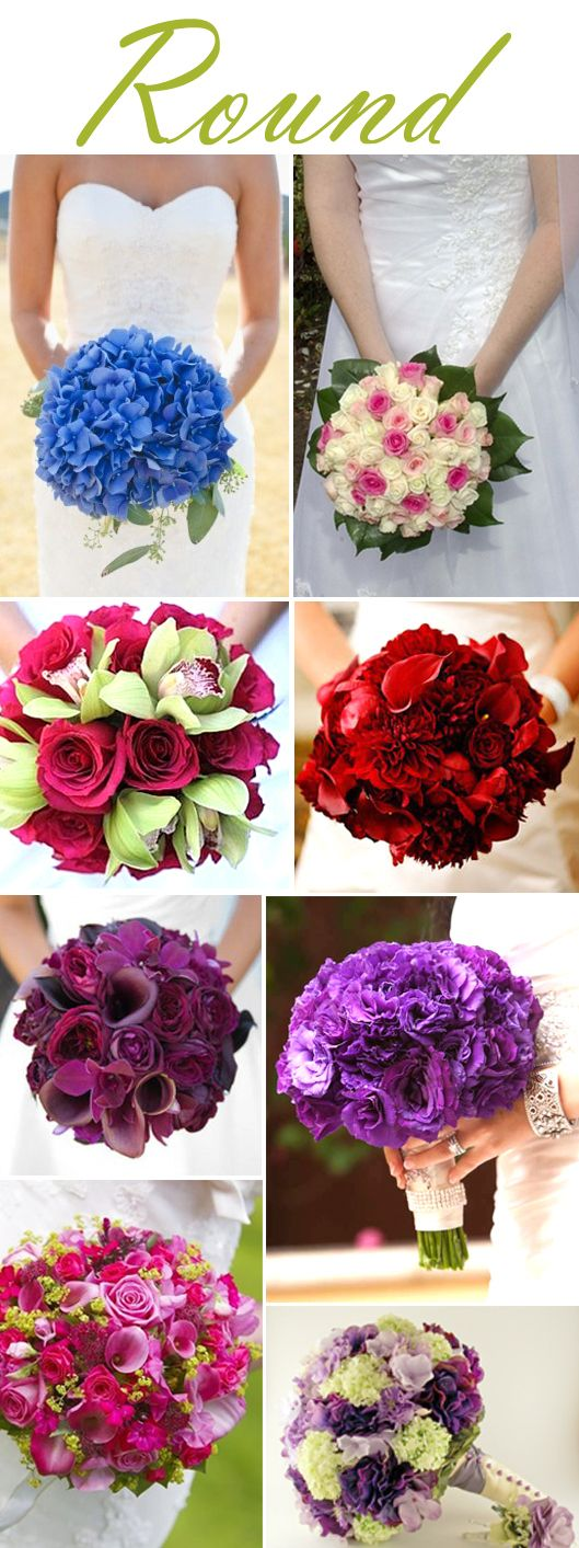 The 25 best exclusively weddings ideas on pinterest grape bridal bouquet shapes junglespirit Images