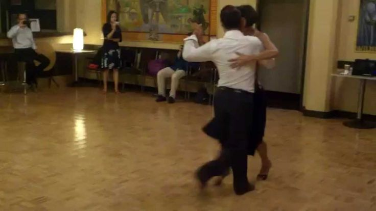 Change of Direction   Class Summary    Bulent + Lina   Argentine Tango C...