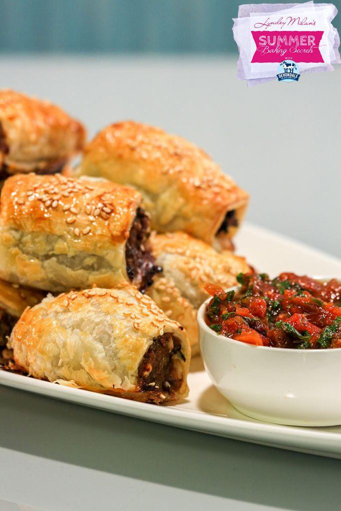 lyndeymilan.com   –  Spicy Lamb Sausage Rolls