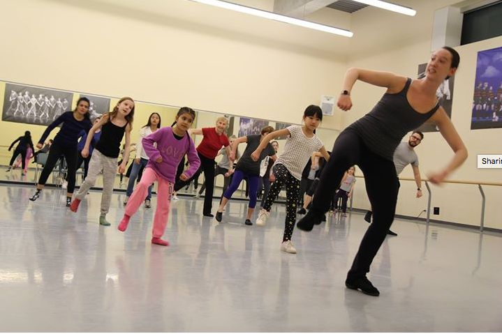 Canada's National Ballet School is offering FREE dance classes three days a week for dancers of all ages and abilities.