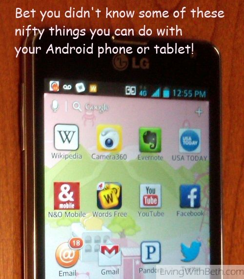 5 cool Android phone tips you probably didn't know about