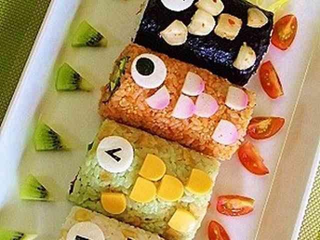 鯉のぼり巻き寿司♪子どもの日☆端午の節句の画像