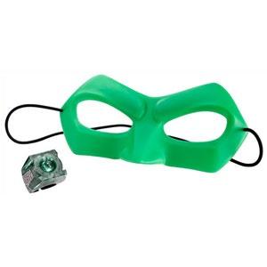 Green Lantern Mask & Power Ring