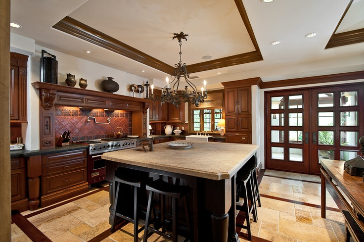 Gorgeous kitchen...Specialty Building Services, Naples, FL...photo by Amber Frederiksen Photography, Naples