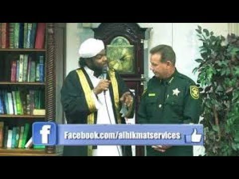 Broward Co. Sheriff Scott Israel Is A Muslim And Democrat - Reluctant To...