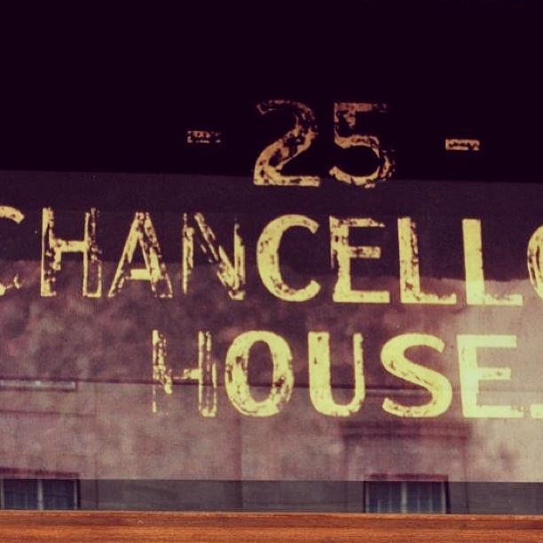 A walk on Fox Street. Chancellor House. #johannesburg #typography #architecture #reflection #instagram #urbangenesis