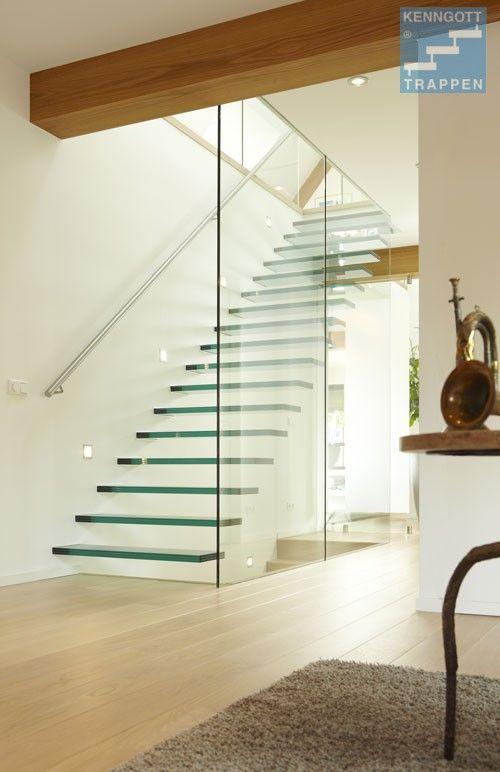 Glazen trappen - Kenngott