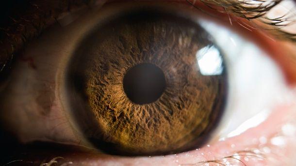 Schlaganfall: Die Netzhaut gibt Einblicke in den Zustand der Blutgefäße. (Quelle: Thinkstock by Getty-Images) www.zivilisationen.de