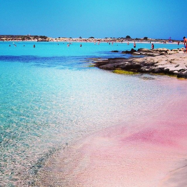 #ElafonisiBeach #Crete Photo credits: @eleonora093