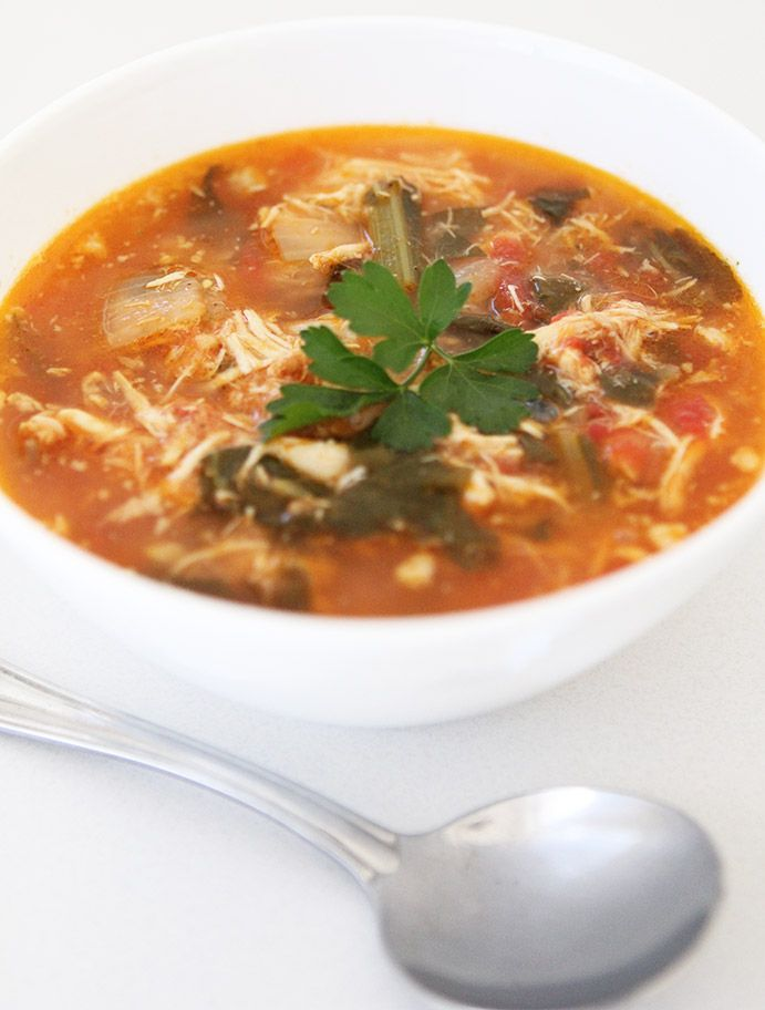 Moroccan Chicken Soup http://www.myhealthmyhappiness.com.au/winter-warmer-recipes/