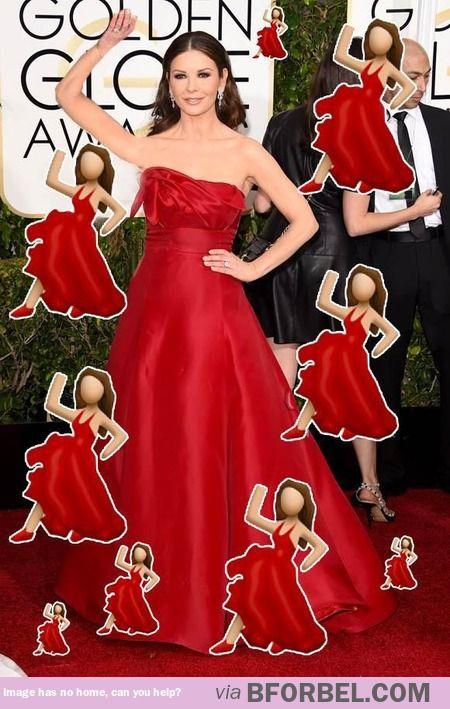 Catherine Zeta Jones Be Like...