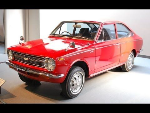 1969 1st generation Toyota Corolla KE11 find, buy and first start after ~15 years - YouTube