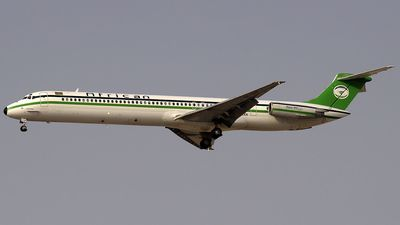 Photo of 5Y-AXN - McDonnell Douglas MD-82 - African Express Airways