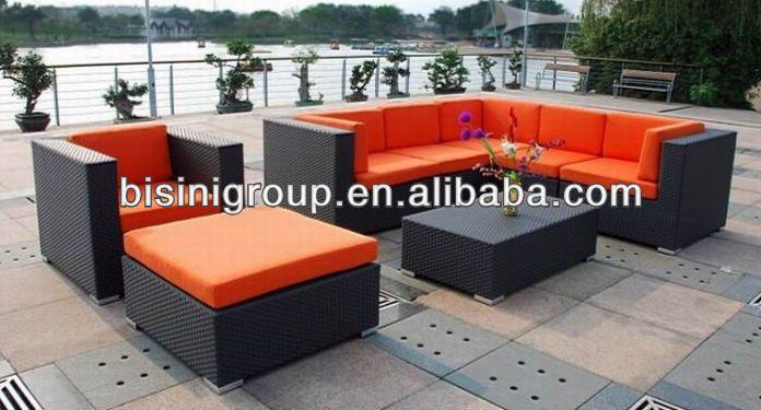 2013 Popular & Hot Sell Garden Rattan Sofa (BF10-R01) $100~$800