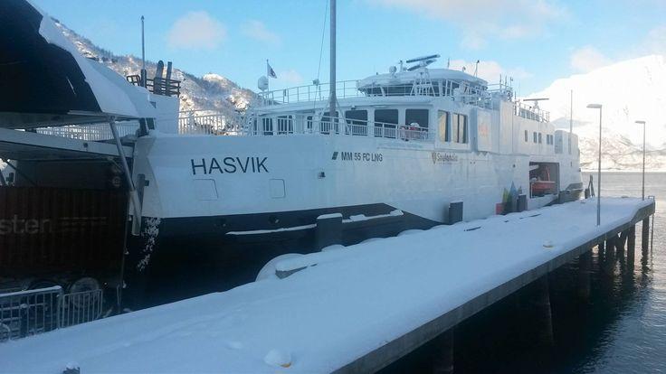 Leserinnlegg av Roger Westmark om fergekaos på Hasvik-Loppa-sambandet: Fylkeskommunen har kastet alle kjente og velfungerende kvaliteter på miljøalteret.