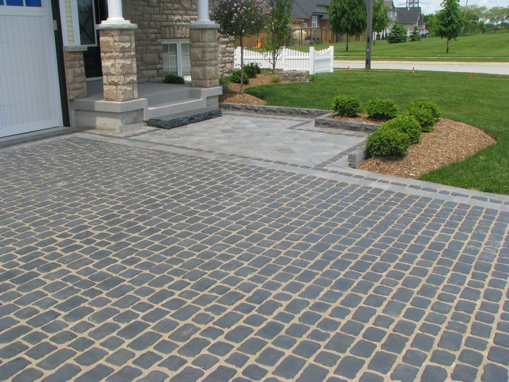105 best images about driveway on pinterest automatic for Driveway addition ideas